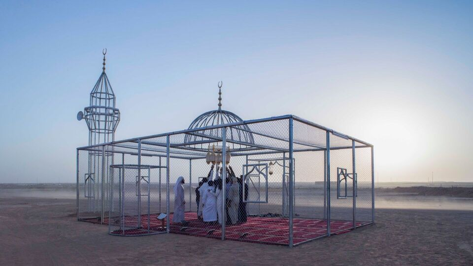 5 Saudi Art Spaces To Know