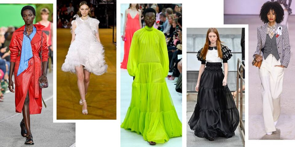 12 Standout Trends That Ruled The Spring 2020 Runways