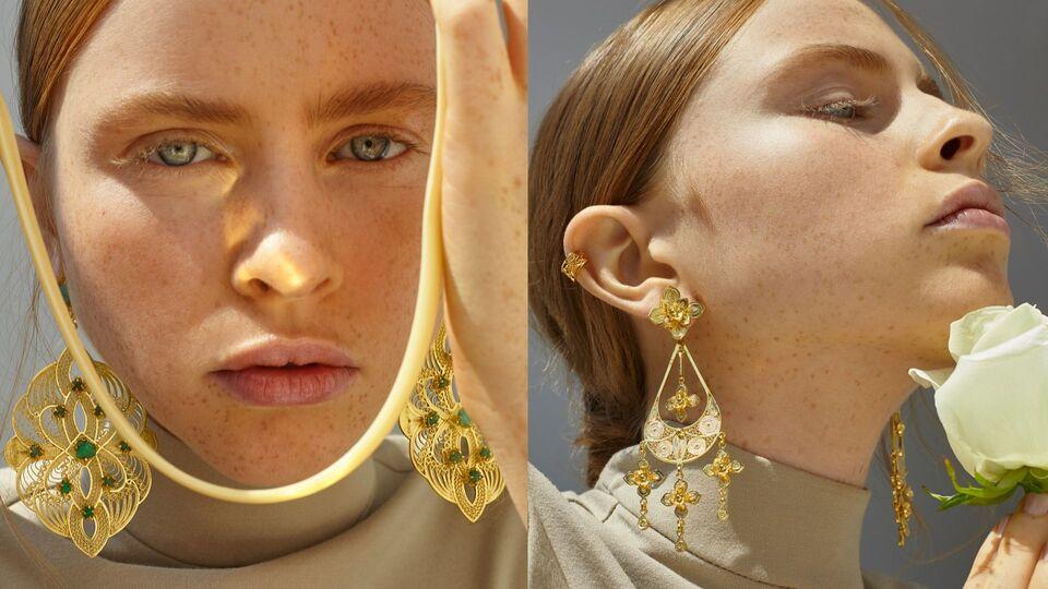 Arab Celebs Are Loving This Jewelry Brand
