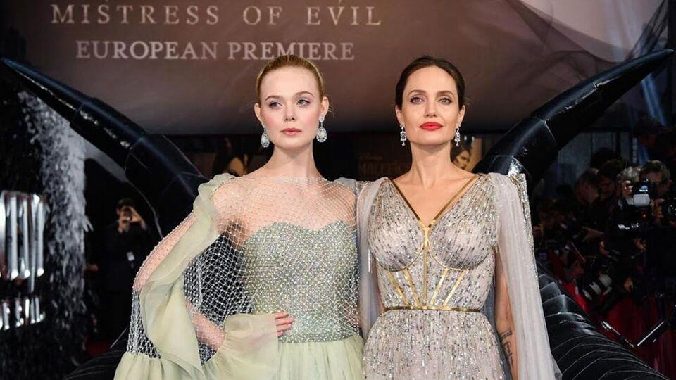 Angelina Jolie Just Gave Elle Fanning A Vintage Cartier Ring