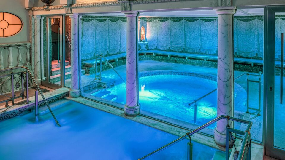 11 Of The World's Best Spas