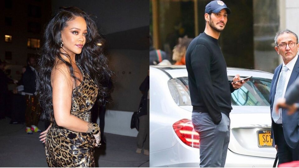 """Rihanna And Her Saudi Beau Hassan Jameel Are Now """"Official"""""""