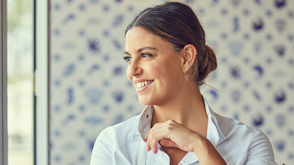 Beirut-based Chef Yasmina Hayek Reveals Her Secrets On Leading A Kitchen