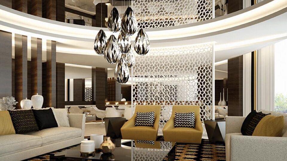 8 Of Saudi Arabia's Most Luxurious Hotels