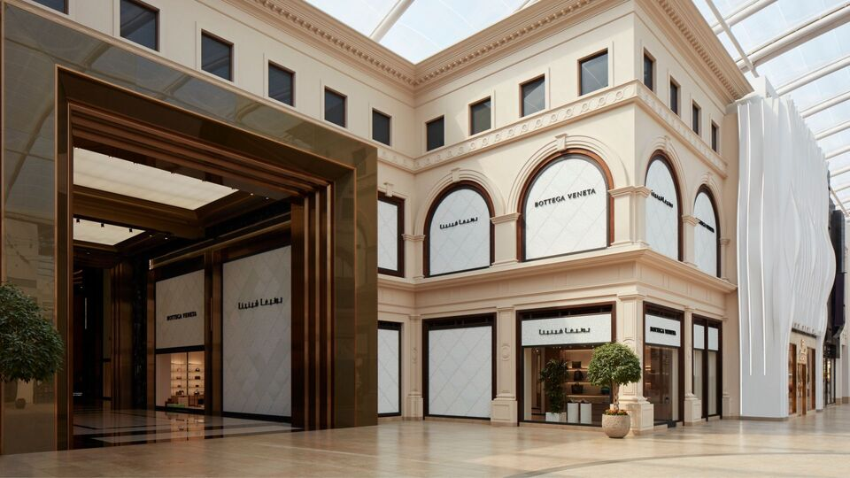 Bottega Veneta Just Opened Its First Flagship Store In Kuwait