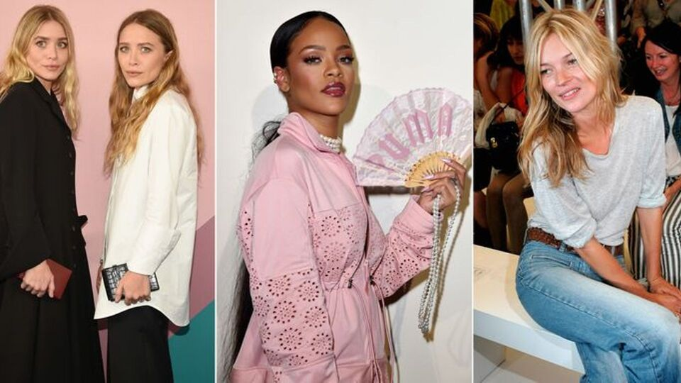 The Most Successful Celebrity Fashion Lines