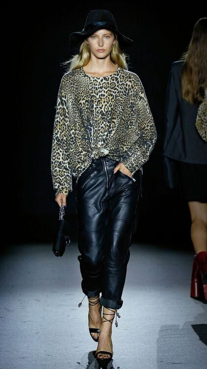 All The Highlights From Kate Moss x Zadig & Voltaire S/S20 Show