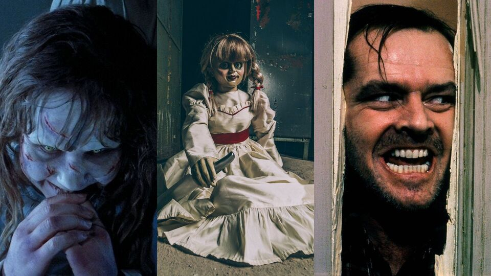 The Top 10 Scariest Flicks On Netflix