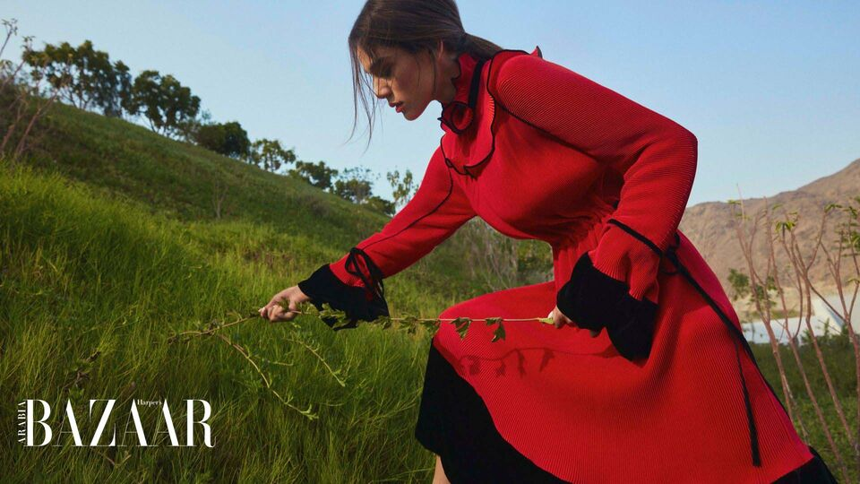 Run Free With Tory Burch's Nostalgic A/W19 Collection