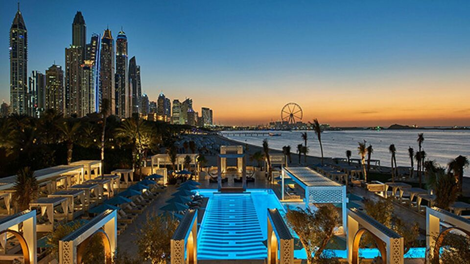 7 Beach Clubs In Dubai To Visit This Weekend