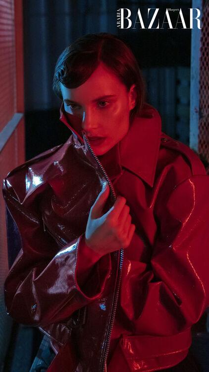 Red Alert: Kristina Fidelskaya's A/W19 Is Finally Here