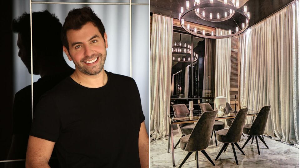 A Conversation With Lebanese Interior Designer Bachir Nader On His Luxury-Driven Designs