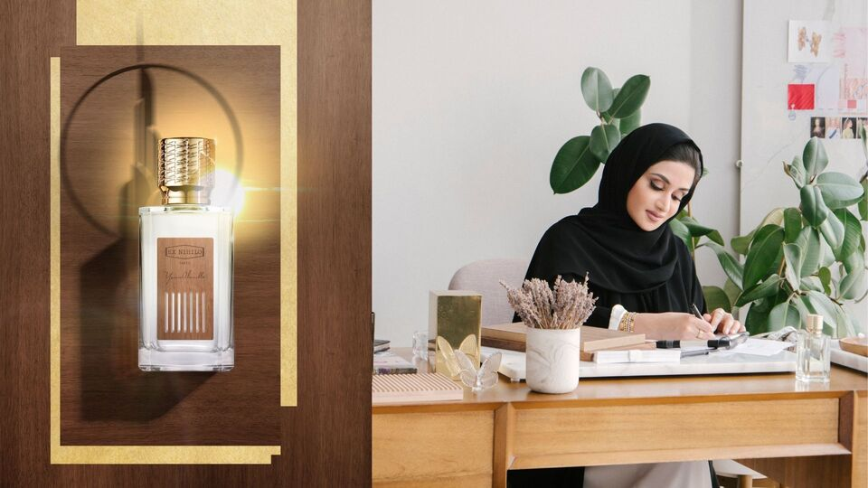 EX NIHILO  x Yasmin Al Mulla: An Olfactory Tribute To Dubai