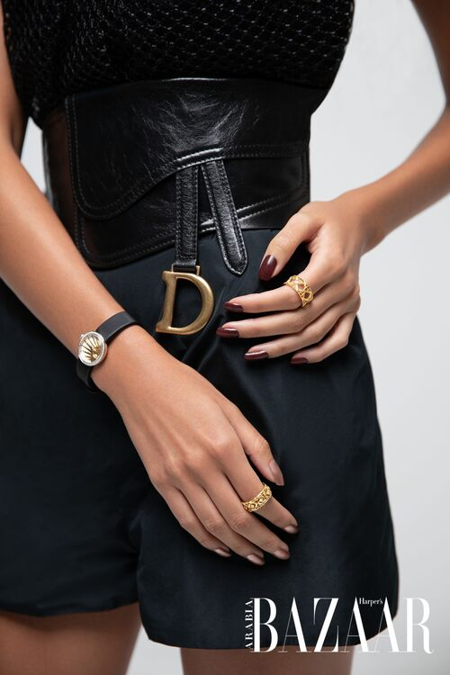Finest Hour: Dior's Latest Jewellery Collection Is A Minimalistic Dream