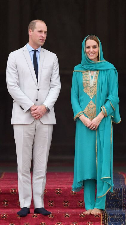 Every Photo From Prince William And Kate Middleton's Pakistan Tour