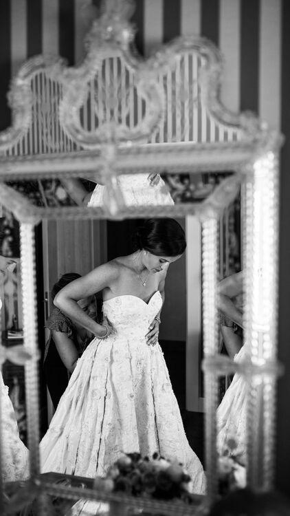 Inside The Wedding Of Charlotte Ricard Quesada And Antonio Quesada