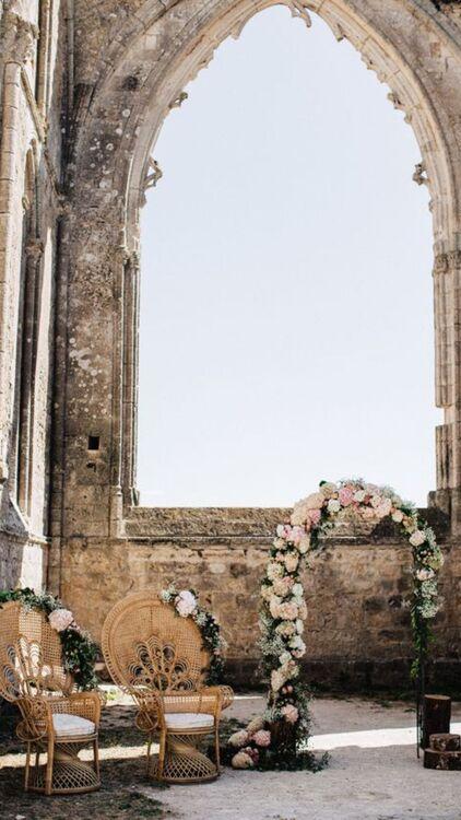 Inside The Wedding Of Charlotte Ricard-Quesada And Antonio Quesada