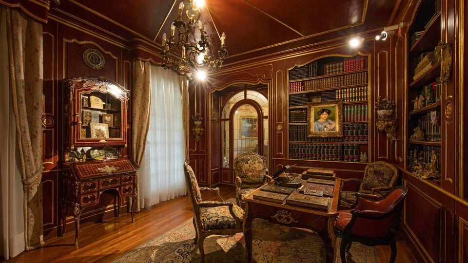 Villa Cerruti: The Secret Art Collection