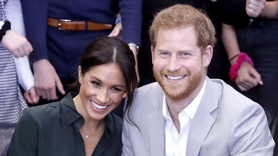 Prince Harry Discusses Moving His Family To Africa In A New Documentary