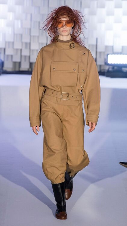 All The Runway Looks That Have Inspired Us To Rock A Jumpsuit This Autumn