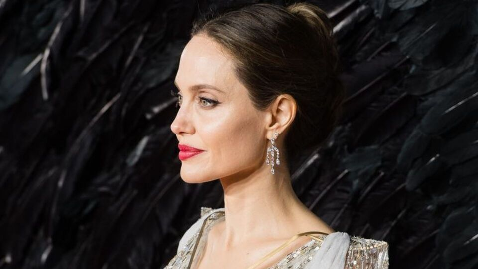 Angelina Opens Up About How Her Children Helped Her Get Through Her Divorce