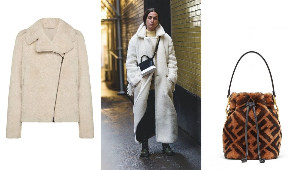 Golden Fleece: 10 Furry Items You Need In Your Wardrobe This Winter