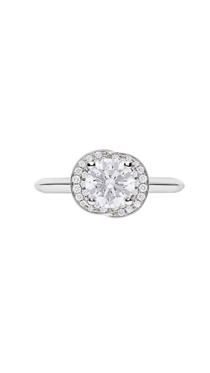 The Most Beautiful Halo Engagement Rings To Buy Now