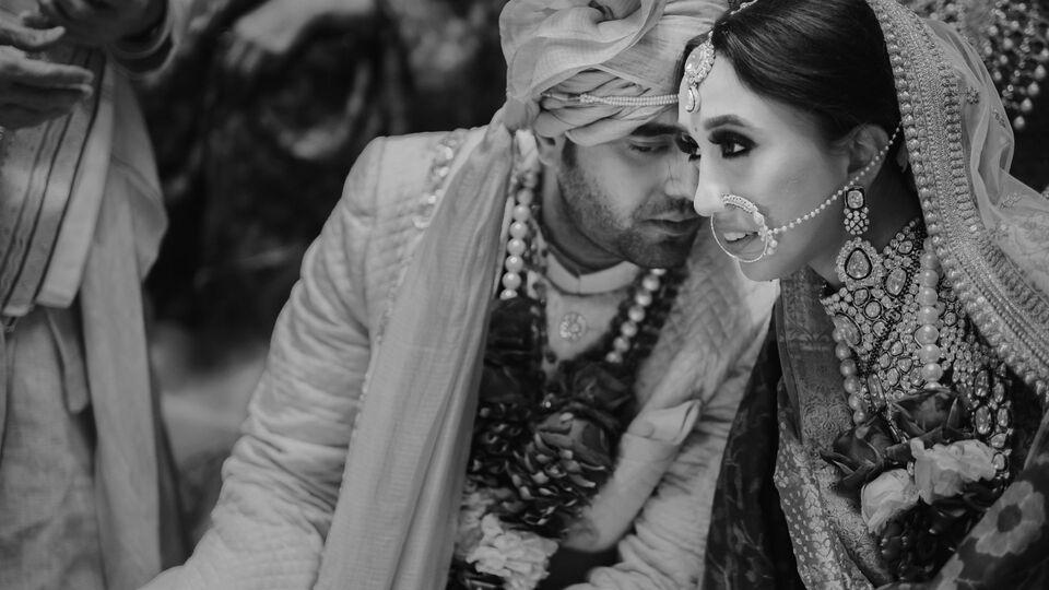 Inside The Wedding Of Palak Jain And Rishabh
