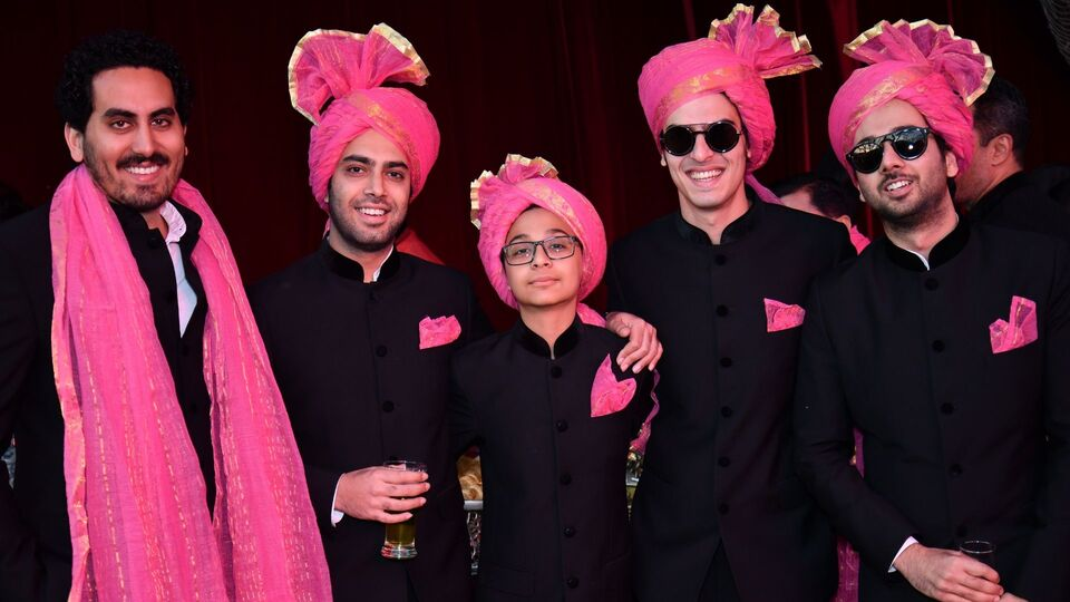 Inside The Wedding Of Palak Jain And Rishabh