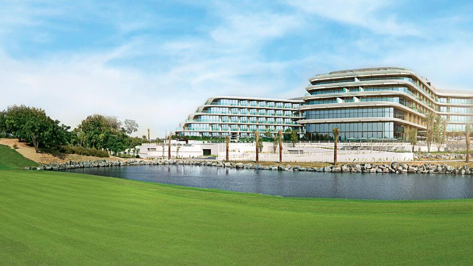 The Escape | JA Lake View Hotel, Jebel Ali, Dubai