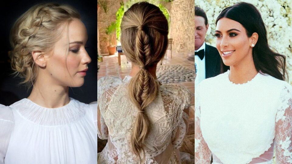 The Best Winter Wedding Hair Inspo On Pinterest