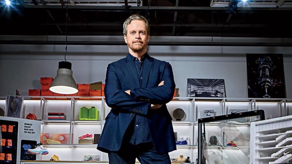 Nike's CEO Is Stepping Down