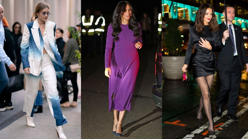 The Best Dressed Celebrities Of The Week: 21 October
