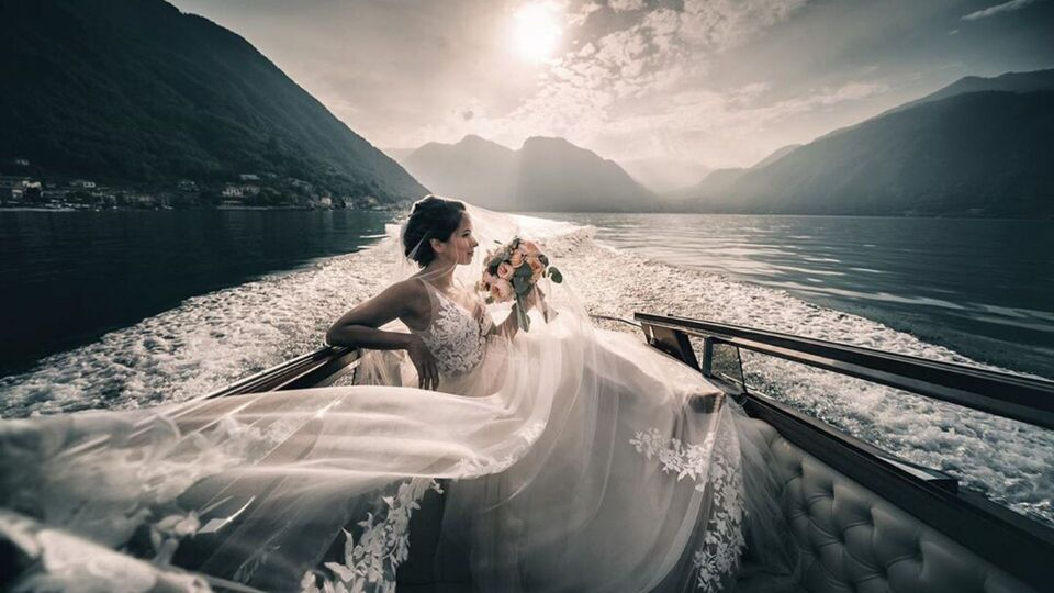 Destination Wedding Venues: Lake Como