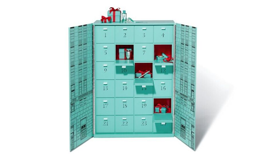 Tiffany & Co. Just Launched The Advent Calendar To End All Advent Calendars