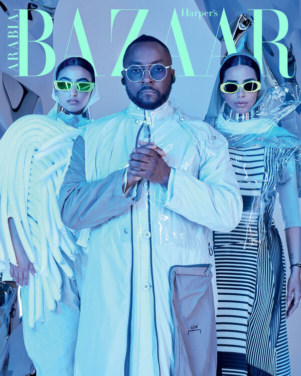 In Pictures Every Image From Our Robotics Revolution November Cover Shoot Harper S Bazaar Arabia