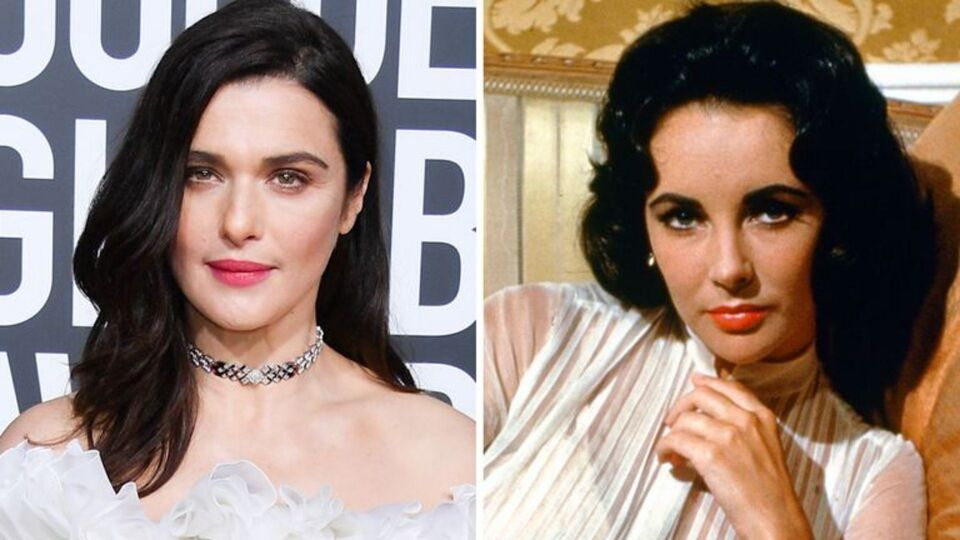 Rachel Weisz Will Play Elizabeth Taylor In A New Biopic Called A Special Relationship