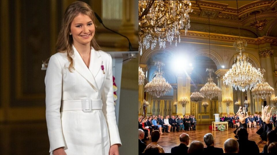 Princess Elisabeth Of Belgium Just Had The Most Epic 18th Birthday