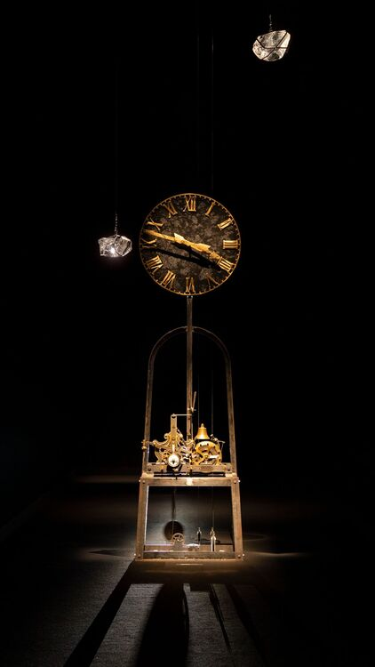 Inside Cartier's Crystallization Of Time Exhibition In Tokyo