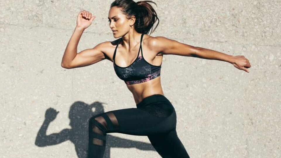 Gym Workout For Beginners: This Full Body Workout Is Only 8 Moves