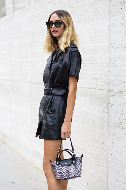 13 Reasons Why You Need To Wear Head-To-Toe Leather This Season