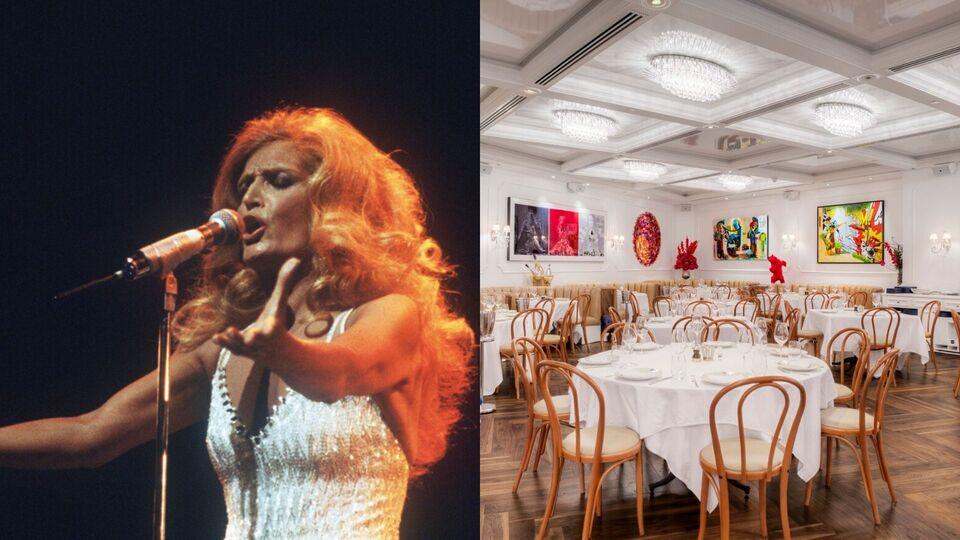 This Dubai-Based Restaurant Is Paying Tribute To Egyptian Icon Dalida Tonight