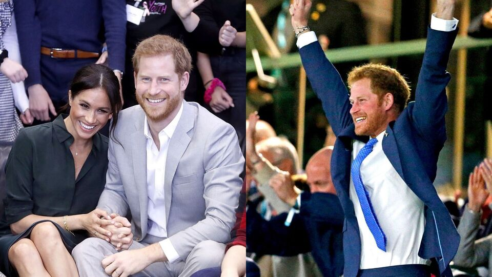 """Prince Harry Just Got Called """"Handsome"""" In Japan"""