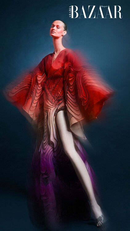 Pictures: Step Inside The Magical Word Of Iris Van Herpen Haute Couture