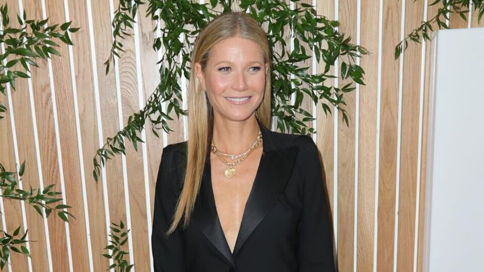 Gwyneth Paltrow Pays Homage To Her Most Iconic Go-To '90s Look