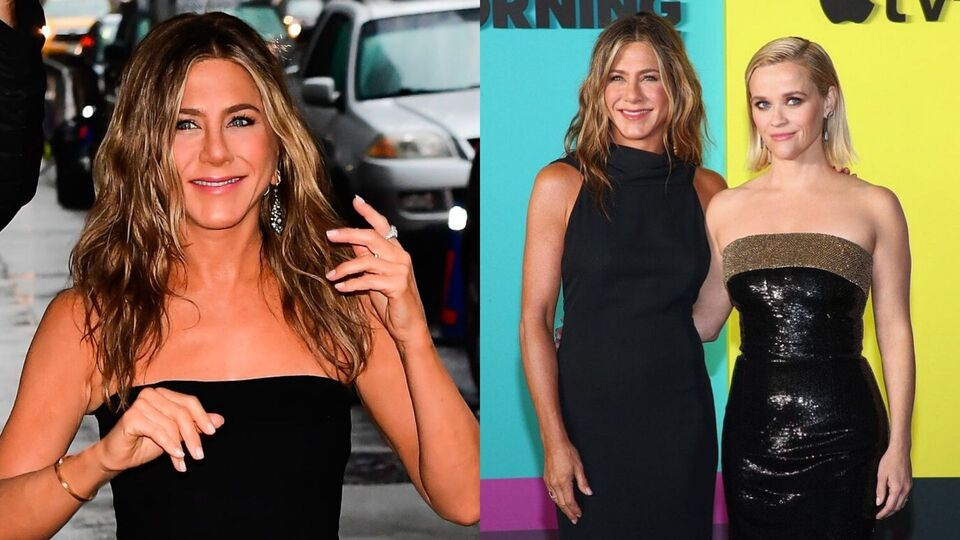 Jennifer Aniston's Hairstylist On Creating Her Perfect Tousled Waves