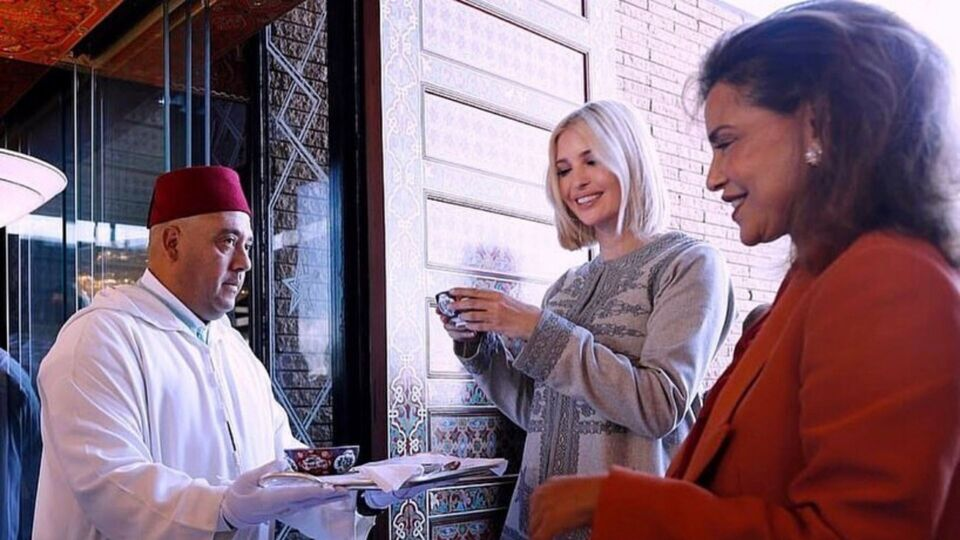 Pictures: All The Outfits Ivanka Trump Wore On Tour Of Morocco