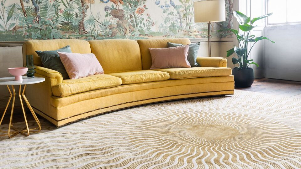 The Rug Company Collaborates With Mary