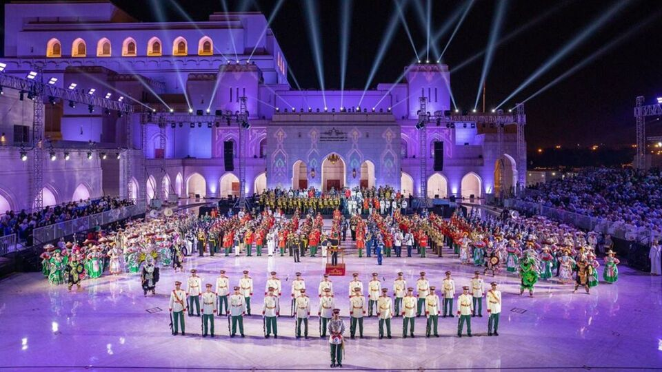 Here Are All The Ways You Can Celebrate Oman National Day