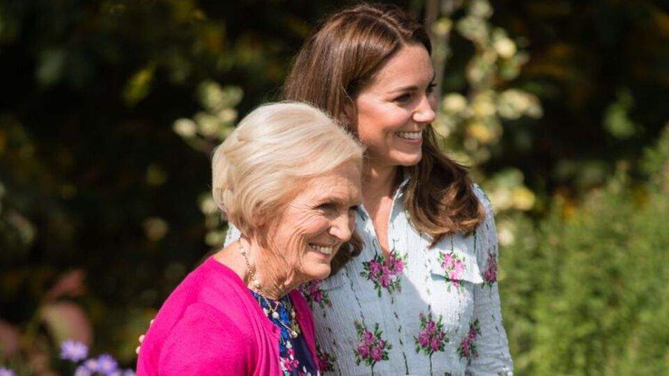 The Duchess Of Cambridge Might Be Collaborating On A Christmas Cooking Show
